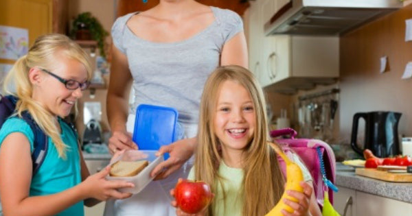 7 Simple Tips for Kids Healthy Lunches, Dinners and Snacks