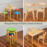 The Bunyip Range of Tables, Chairs and Stools