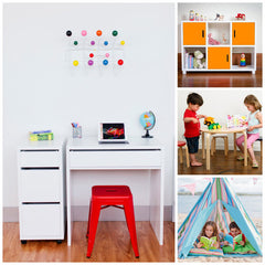 wooden furniture for kids