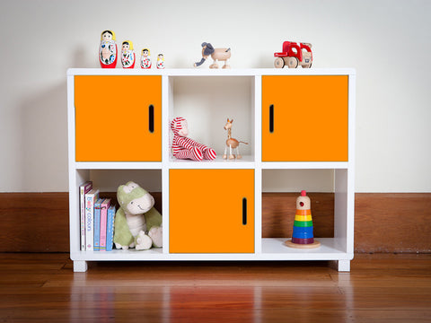Childrens Cube Storage Units