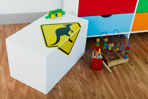 Children's Storage Boxes