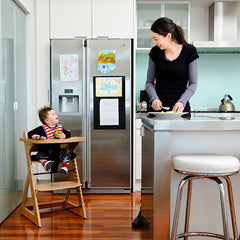 Wooden High Chair Australia