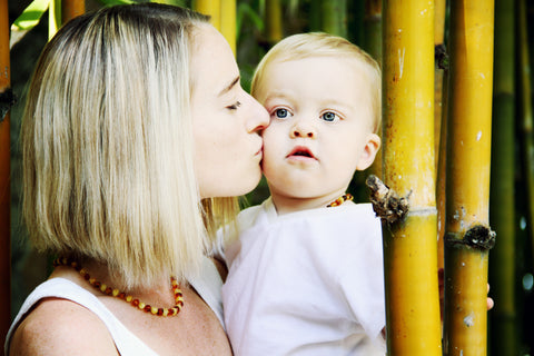 Are Amber Teething Necklaces Safe