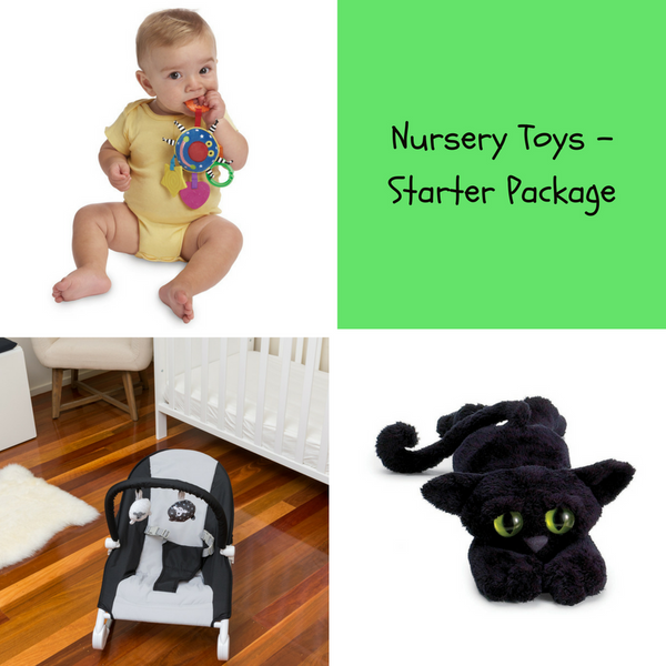 Kids Toy & Cot
