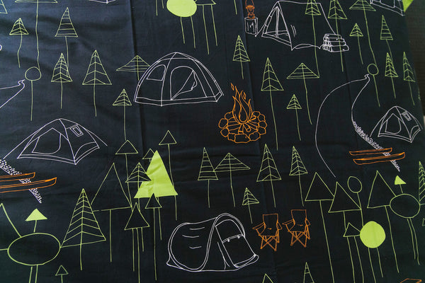Camping Quilt Cover Set 2