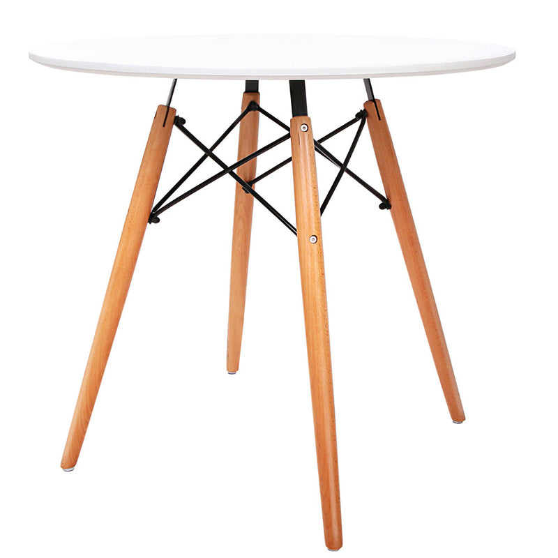 Replica Eames DSW Eiffel Dining Table