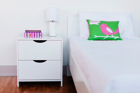 Brooklyn side drawers White