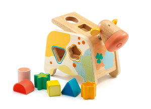 Maggy Shape Sorter by Djeco