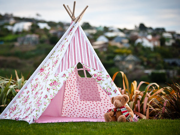 Mocka Teepee - Girly Girl