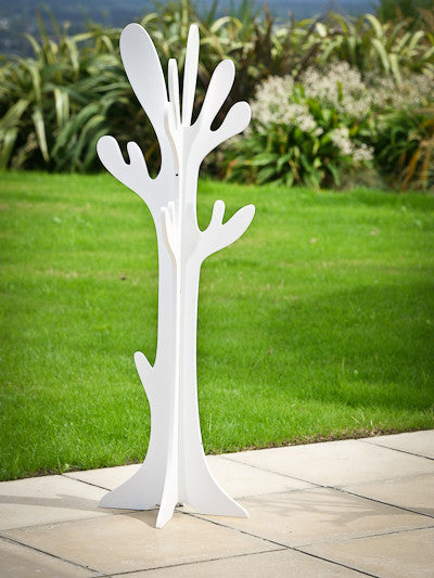 Kids Tree Hanger - White