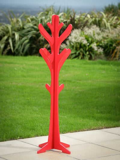 Kids Tree Hanger - Red