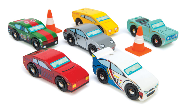 Montecarlo Sports Car Set - Le Toy Van