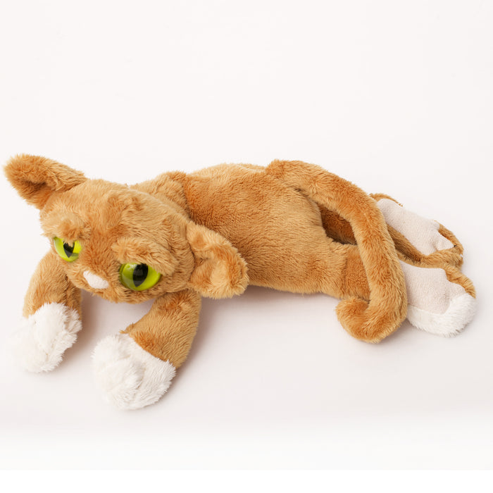 Goldie plush toy from Lanky Cats