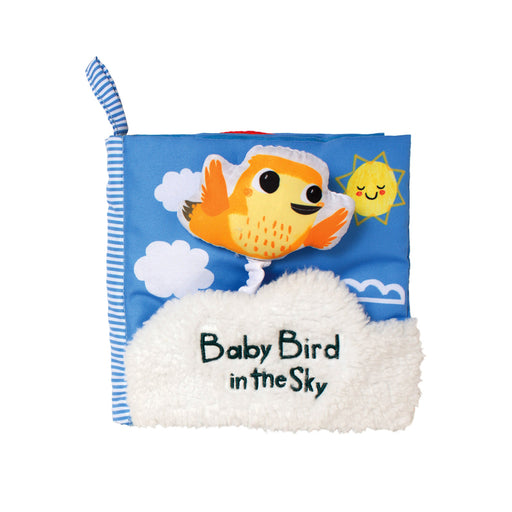 Baby Bird in the Sky Fabric Book