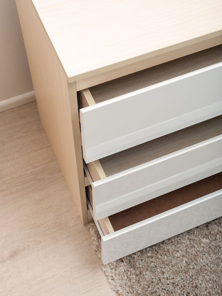 Jolt Three Drawers
