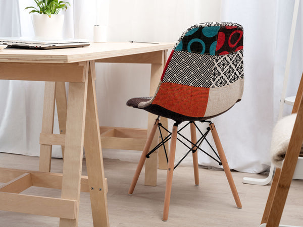 Mocka Patch Chair