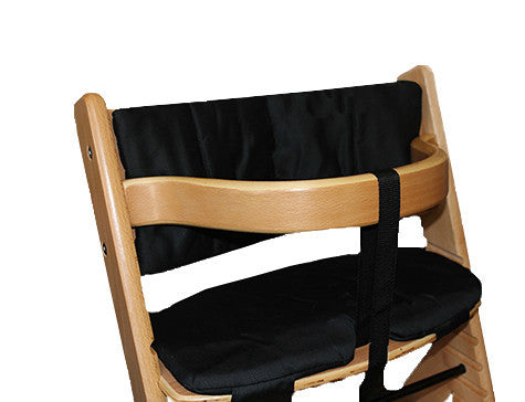 Mocka Soho Wooden High Chair - Cushions