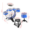 Kids Drums Play Set