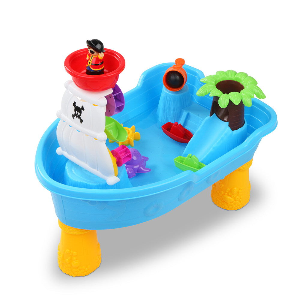 Pirate Sand and Water Table — www.gummybabies.com.au