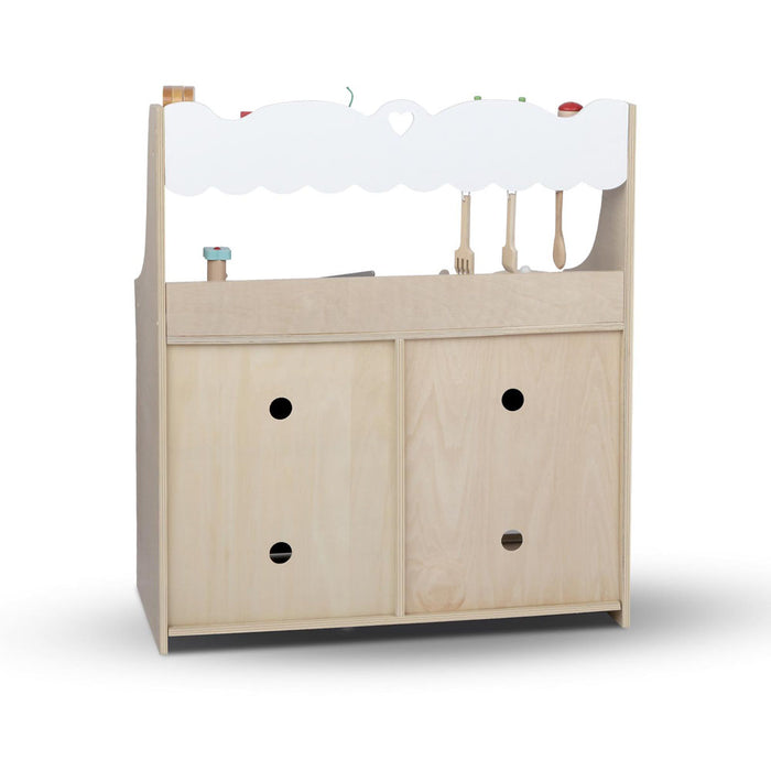 Children's Play Kitchen - Natural