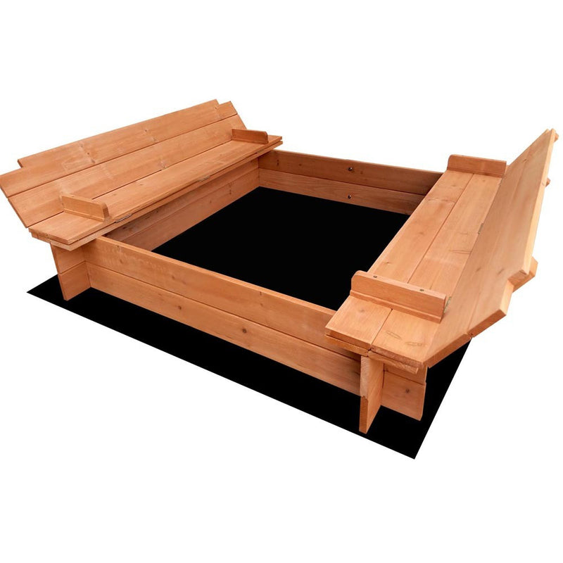 Children's Square Sandpit