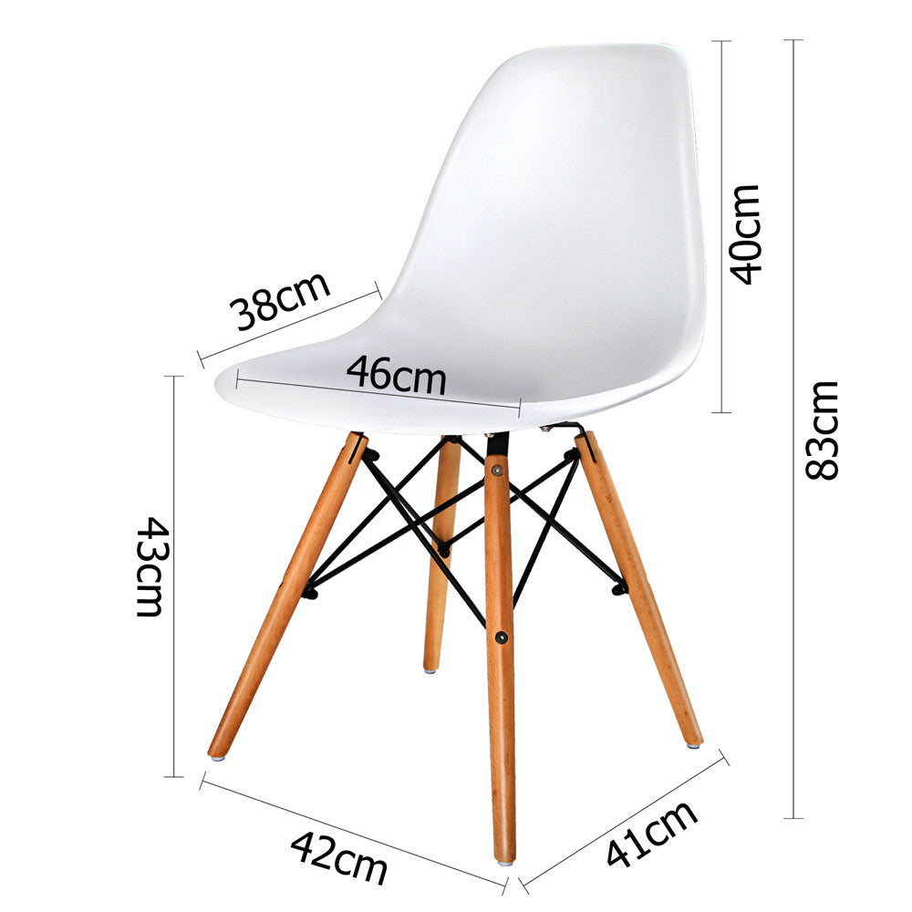Replica eames dining table u0026 set of 4 replica eames chairsFake Eames Chair    Eames Shell Chair Replica Replica Eames Dsr  . Set Of 4 Replica Eames Eiffel Dsw Dining Chair White. Home Design Ideas