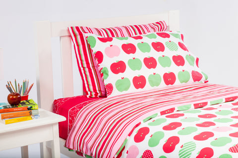 Apples Kids Doona Cover