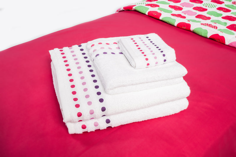 Colourful Hand Towel