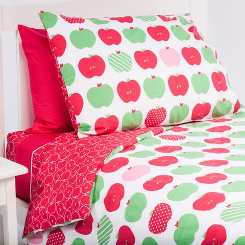 Apples Kids Bedding Combo