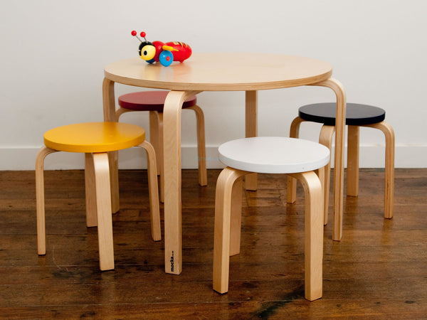 Mocka Childrens Table and Stool Set