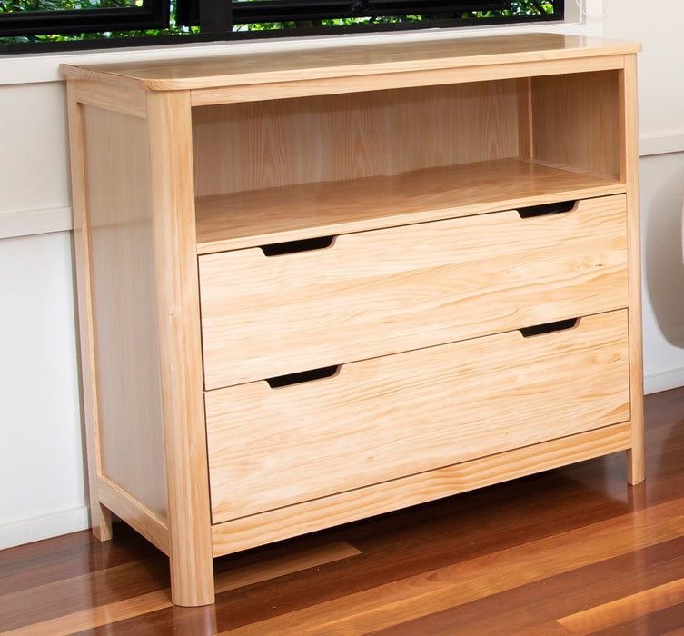 Bondi Drawers & Change Table