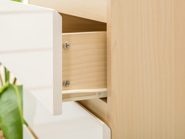 Jolt Six Drawers - Slim