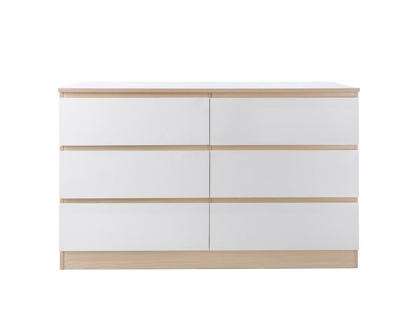 Six Drawers - Wide
