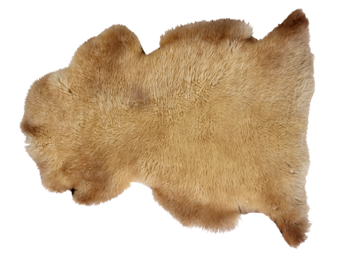 Black Face Sheepskin