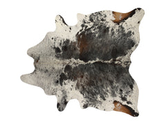 Tri-Coloured Cow Hide