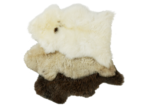 Sheepskin Dog Bed