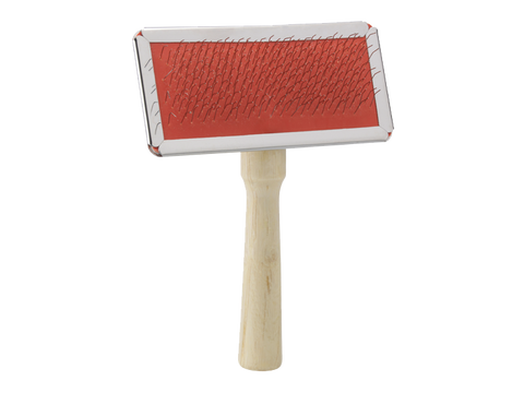 Sheepskin Slicker Brush