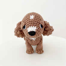 Load image into Gallery viewer, Made to Order CAVOODLE crochet amigurumi