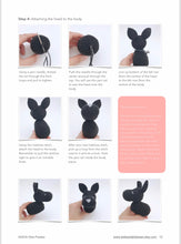 "Load image into Gallery viewer, AMIGURUMI PATTERN/ tutorial (English) Amigurumi Scottish Terrier Dog - ""Charlie the Scottish Terrier"" pdf - US terminology"