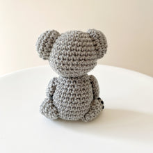"Load image into Gallery viewer, AMIGURUMI PATTERN/ tutorial (English) Amigurumi koala - ""The Little Koala"" pdf - US terminology"