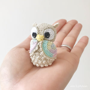 Tiny Animal Series - Owl