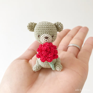 Tiny Animal Series - Bear