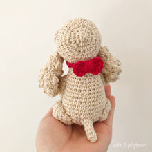 Load image into Gallery viewer, Made to Order SPANIEL crochet amigurumi