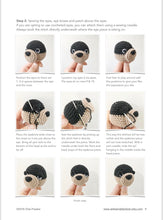 "Load image into Gallery viewer, AMIGURUMI PATTERN/ tutorial (English) Amigurumi Rottweiler Dog - ""Rex the Rottweiler Puppy"" pdf - US terminology"