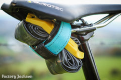 BCR Turquoise Race strap(Saddle) Back Country Research