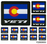 Colorado Flag Sticker Pack