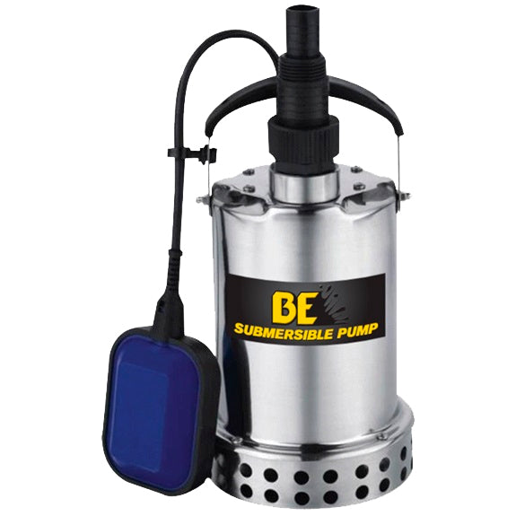 "Submersible Pump | 1.5"" Side Discharge W/ Float 
