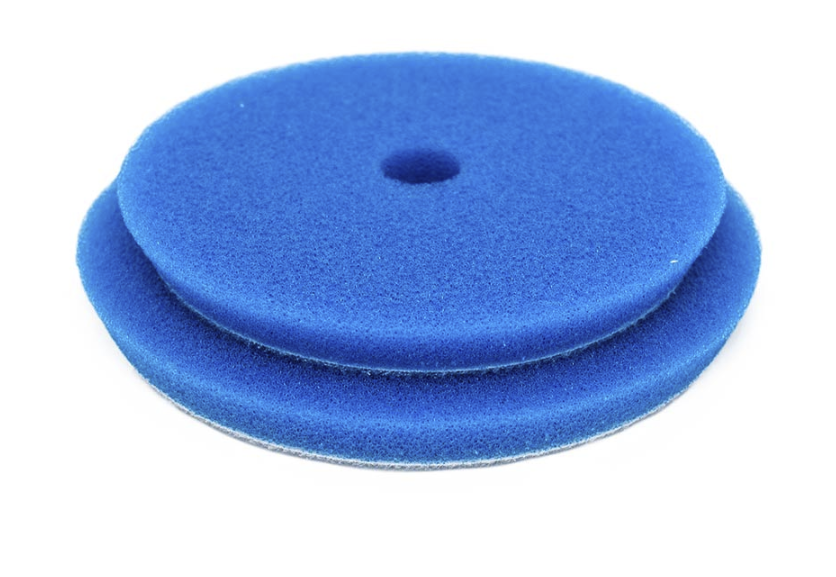 "9.BG180H | RUPES Blue Coarse Polishing Foam Pad - 6.5"" Dia"