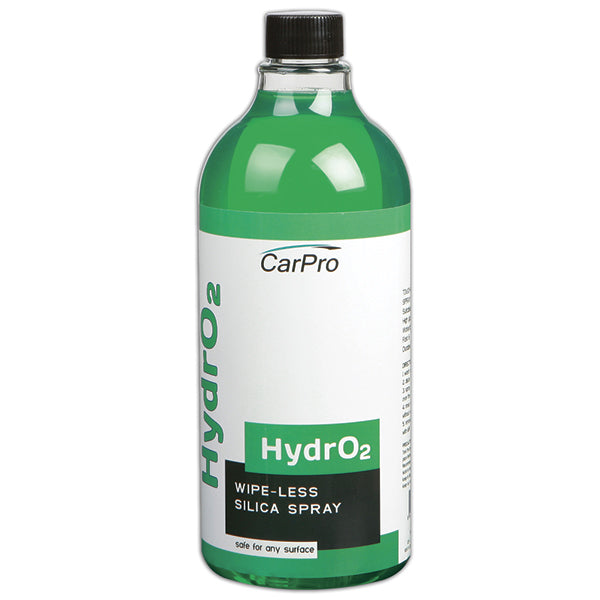 CarPro HydrO2 Concentrate / Wipe-Less Silica Spray 1 Liter (34oz)