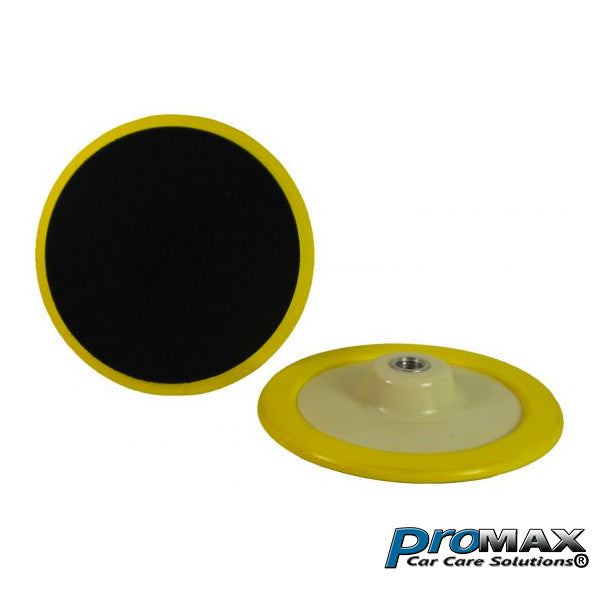 VP-11T | HD Velcro Backing Plate | Flex-O Yellow